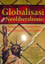 Globalisasi dan Neoliberalisme